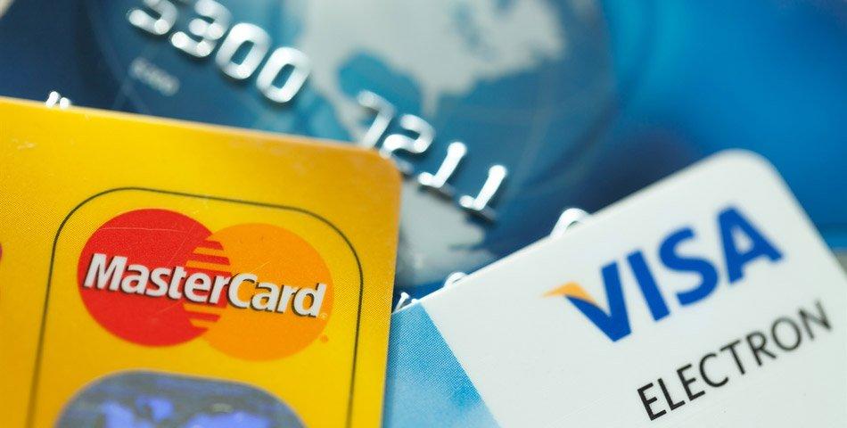 Illustrasjonsbilde av kredittkort
