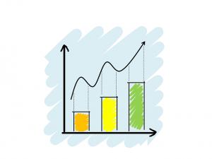 Forskjellen mellom serielån og annuitetslån ligger i hvordan renteandelen kalkuleres hver termin