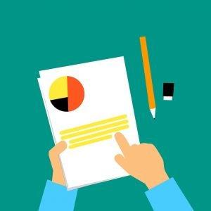 En kredittscore er et numerisk uttrykk for resultatet av din kredittsjekk.