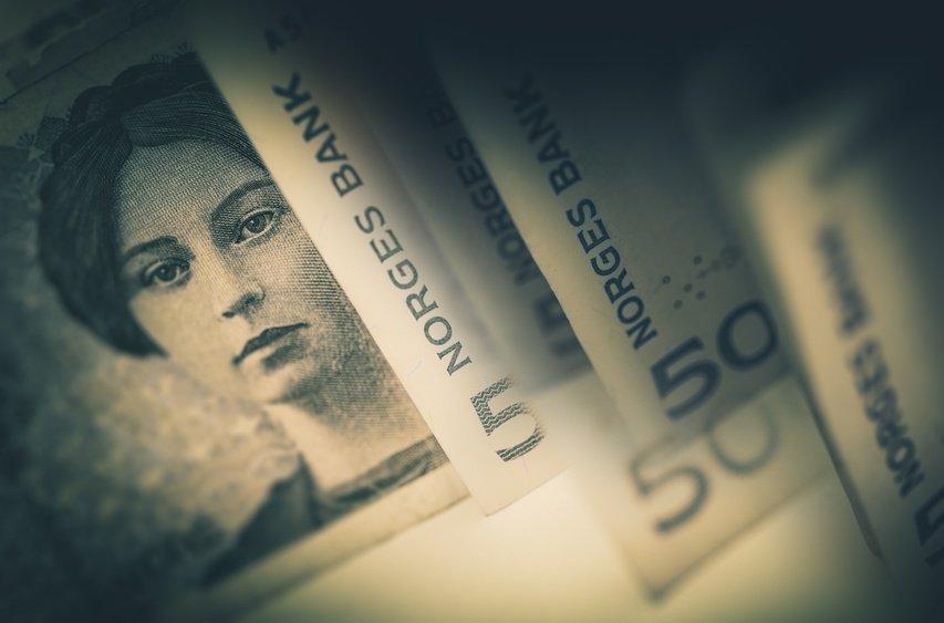 brukskreditt pengeseddel
