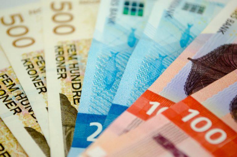 Lånte penger og valuta