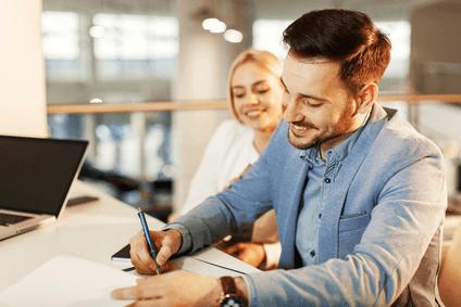 ungt par refinansierer gjeld